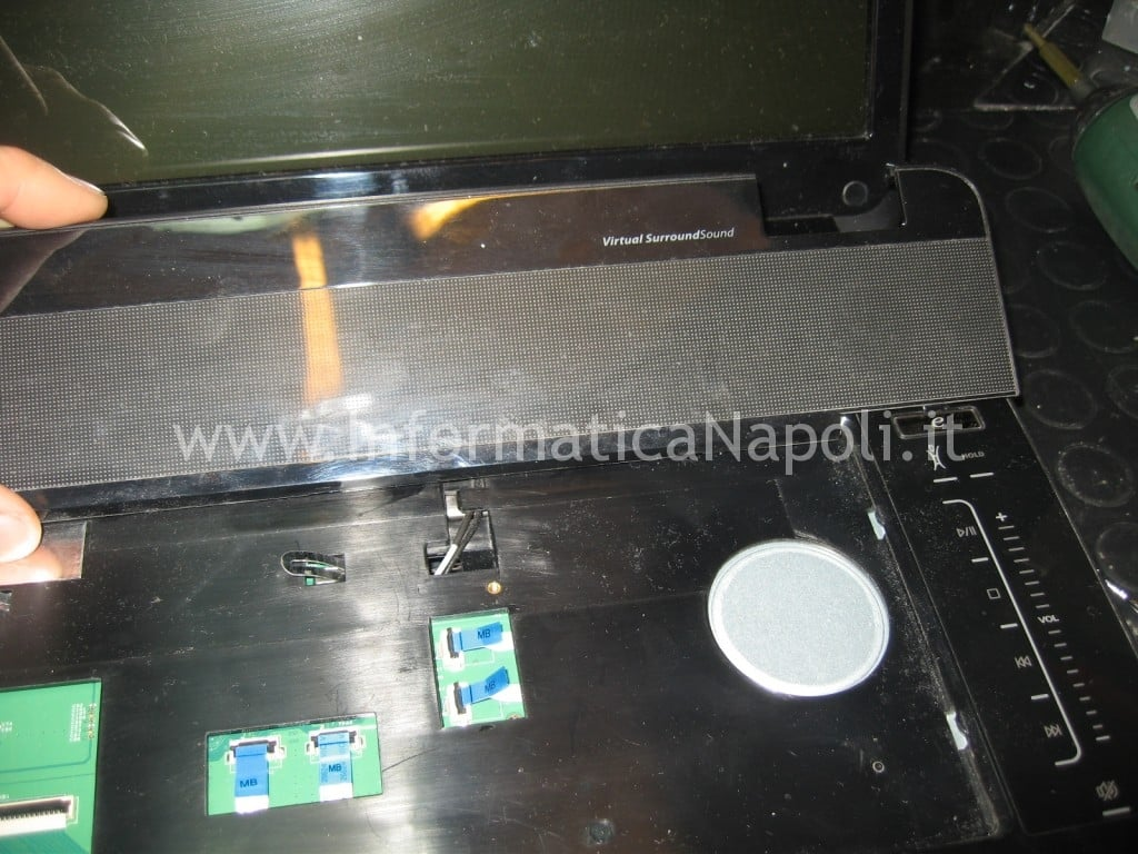 come riparare Acer 8530 8530g MS2249