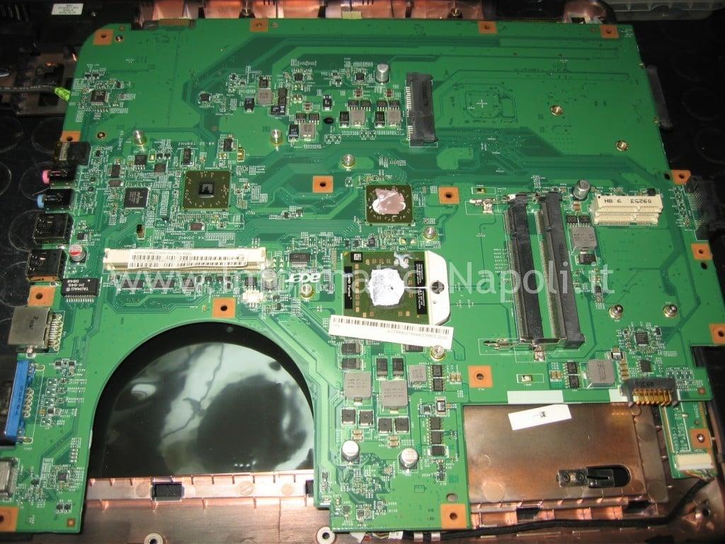 logic board scheda madre scheda video Acer aspire 8530 8530g MS2249