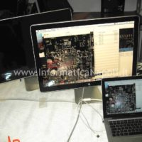 "assistenza Apple LED Cinema Display 24"" MB382LL A1267 riparato funzionante"