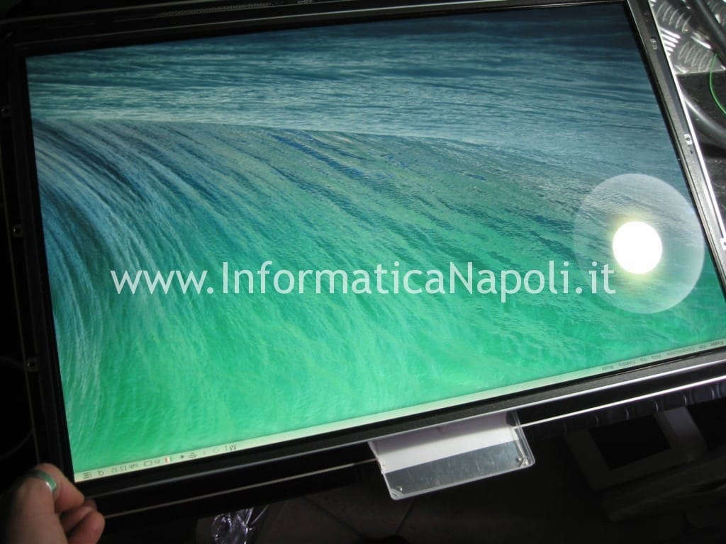 Apple A1316 cinema display riparato funzionante