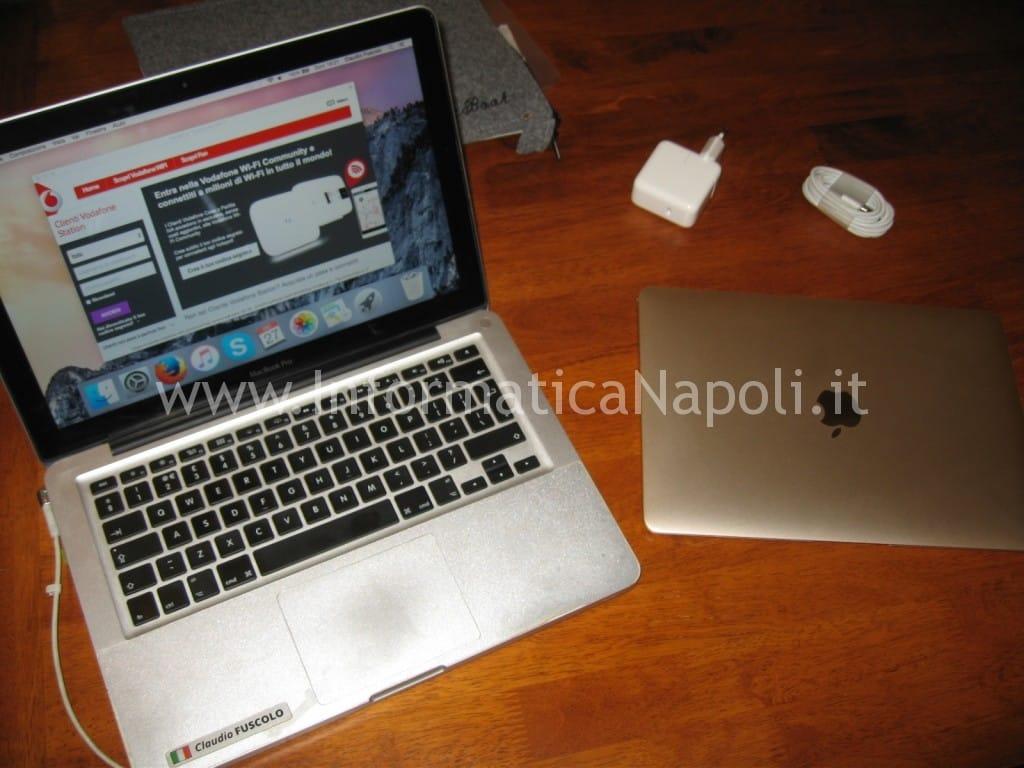 migrazione dati MacBook A1534 EMC 2746