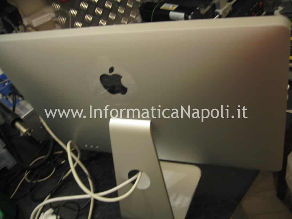 riparazione Apple Cinema Display LED A1316 EMC 2354 MC007LL/A 27 pollici