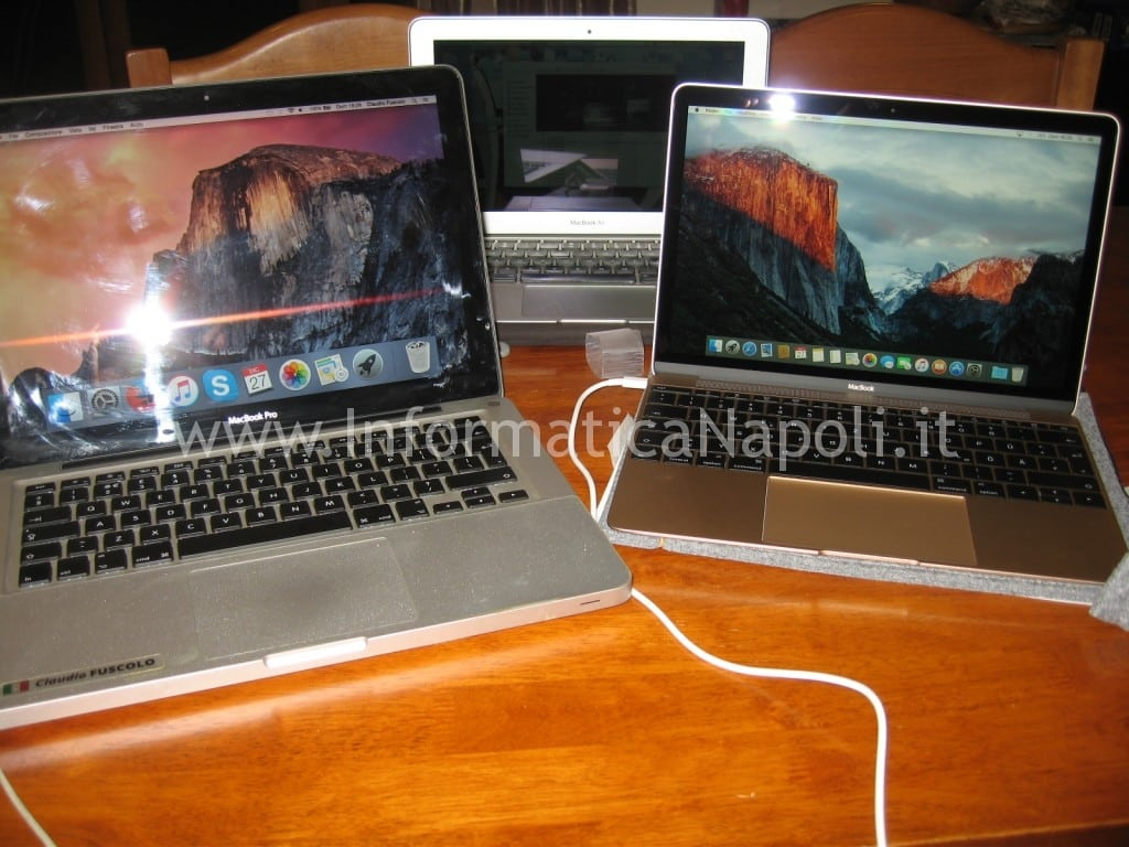 Riparazione Assistenza Apple MacBook