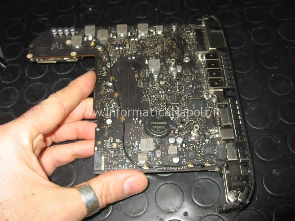 riparazione logic board apple mac mini A1347