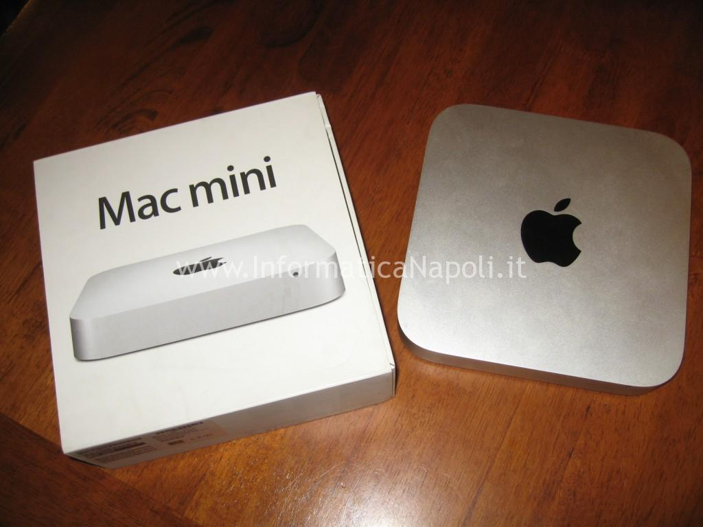 problemi Apple MacMini A1347 UniBody
