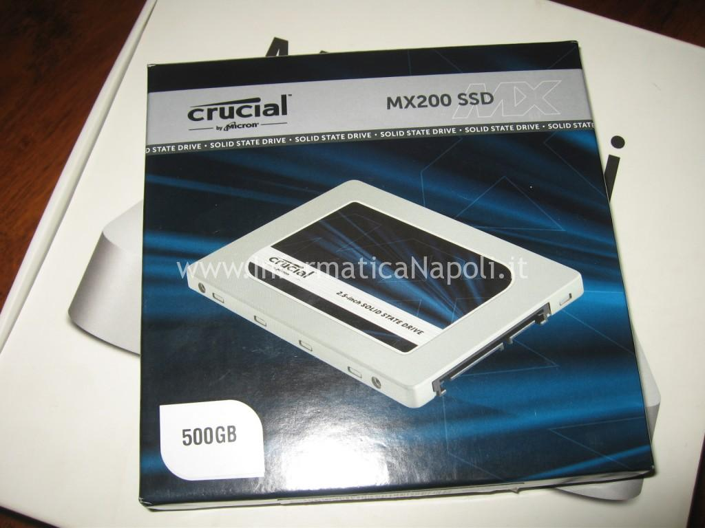 installare SSD su Apple MacMini A1347