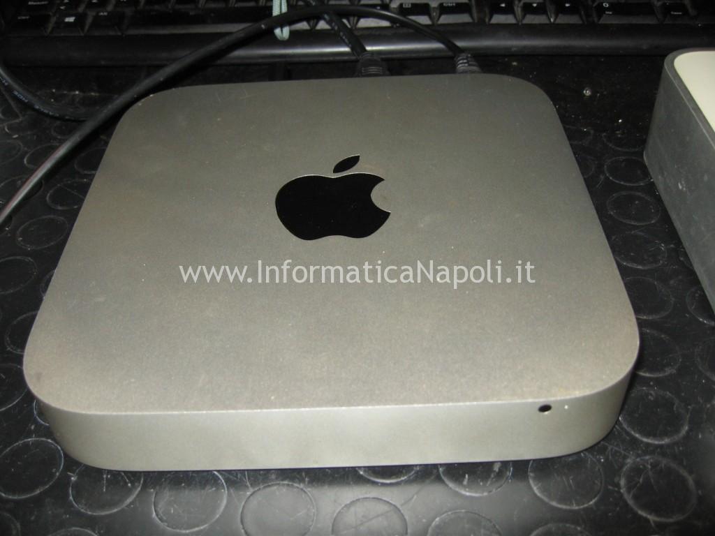assistenza apple mac mini A1347 napoli