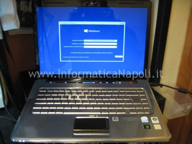BIOS HP pavilion DV5 aggiornato funzionante