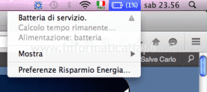 Come calibrare batteria MacBook PoweBook iBook