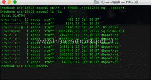 importare grossi file sql phpmyadmin aruba wordpress