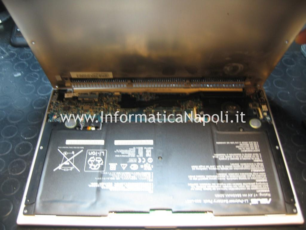 come riparo un Asus zenbook UX31E 13