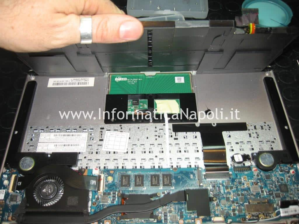 scheda madre logic board Asus UX31E Zenbook
