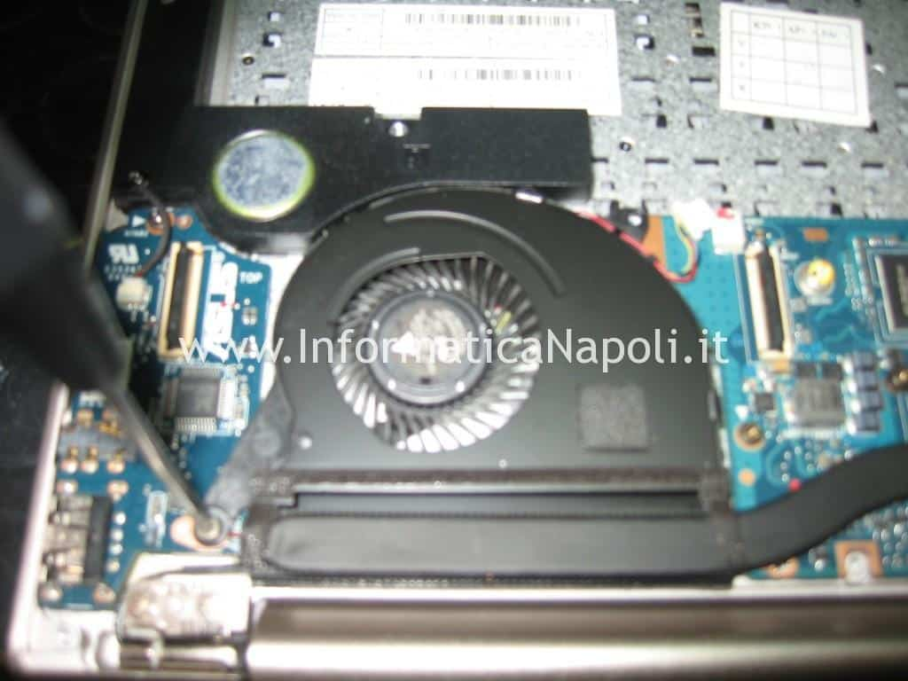 dissipatore ventola Asus UX31E Zenbook