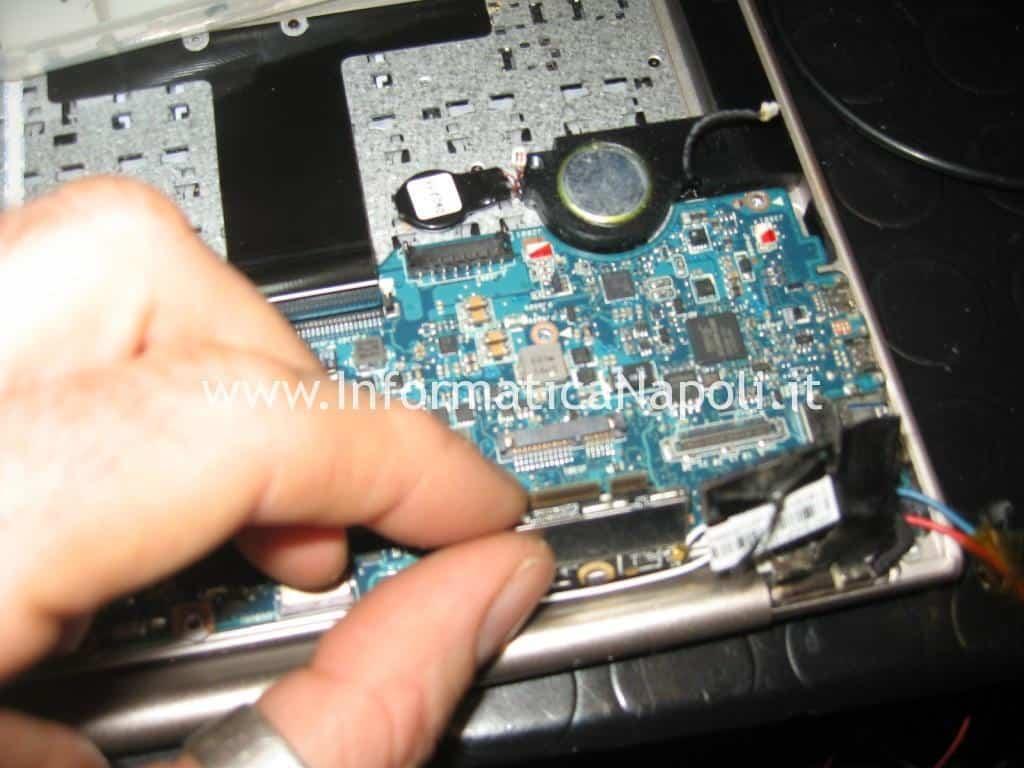 scheda wifi Asus UX31E Zenbook