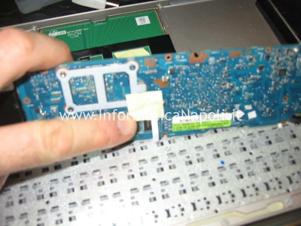 flat trackpad tastiera Asus UX31E Zenbook