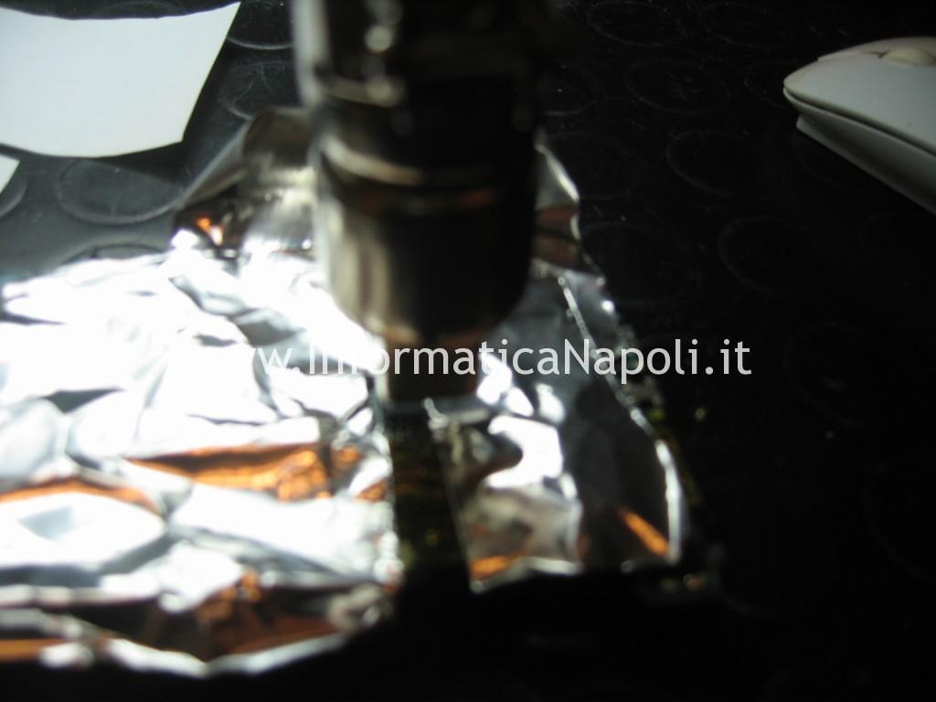 Asus UX31E Zenbook rimozione chip bios Winbond