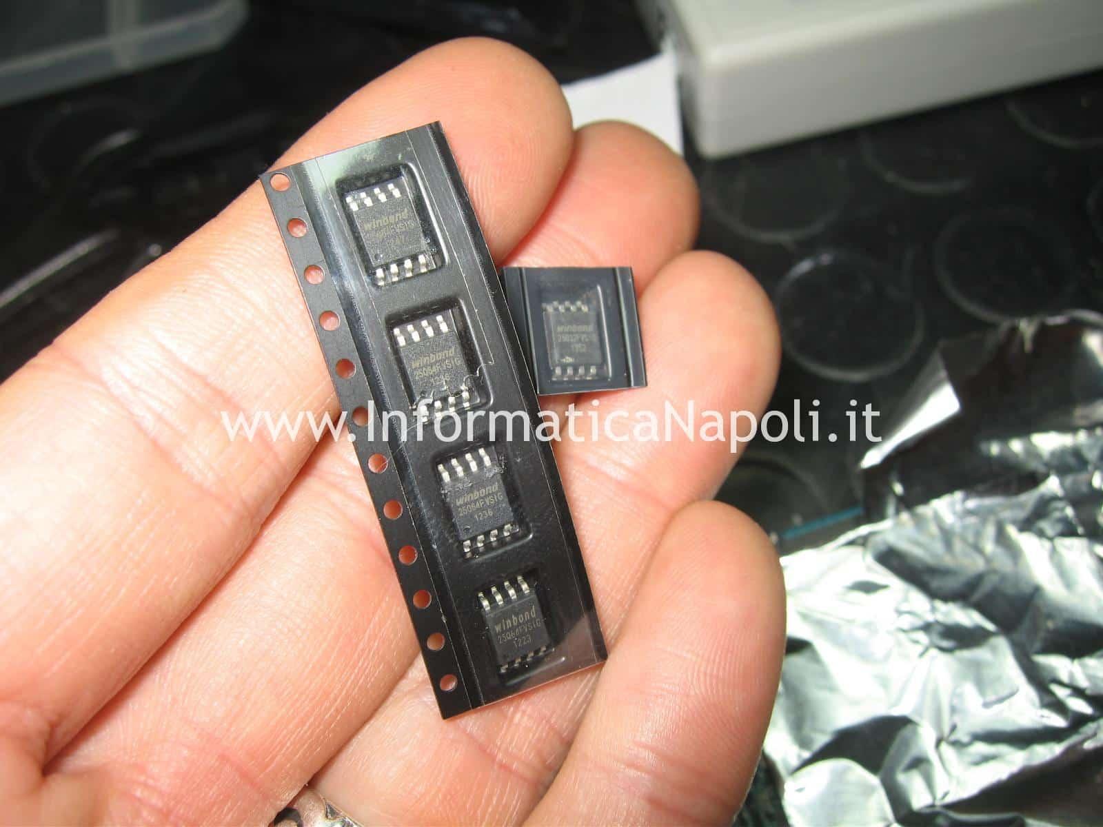 riprogrammazione bios EC Dell XPS One 2710 chip winbond