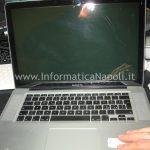 problemi avvio Apple MacBook A1286 15
