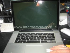 problemi avvio Apple MacBook A1286 15
