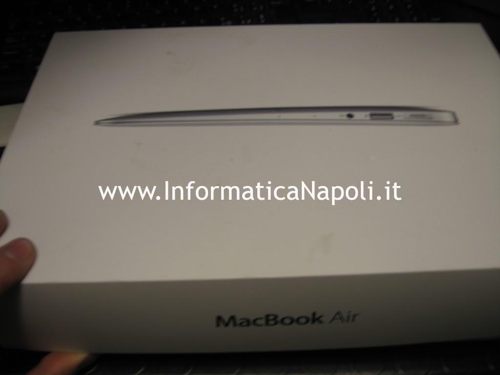 problemi Apple MacBook AIR 11 A1465 EMC 2631
