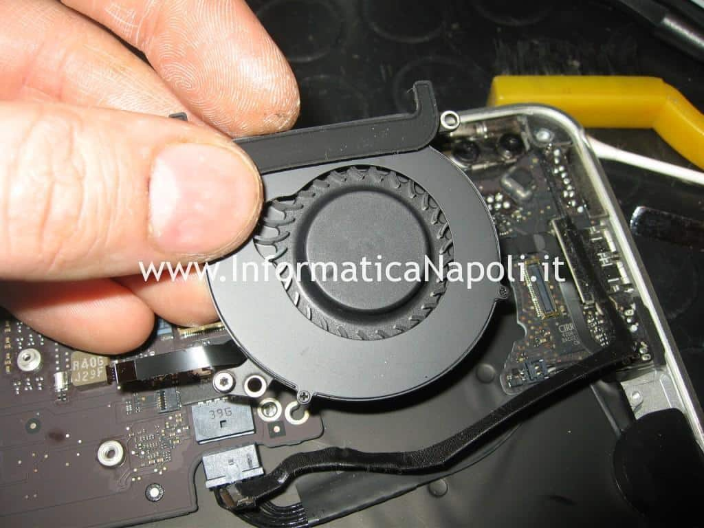 ventolina Apple MacBook AIR 11 A1465 | A1370 EMC 2631