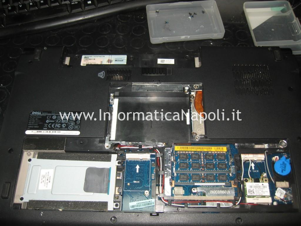 problema chip video Dell Studio 17 1749 ATI radeon 4650