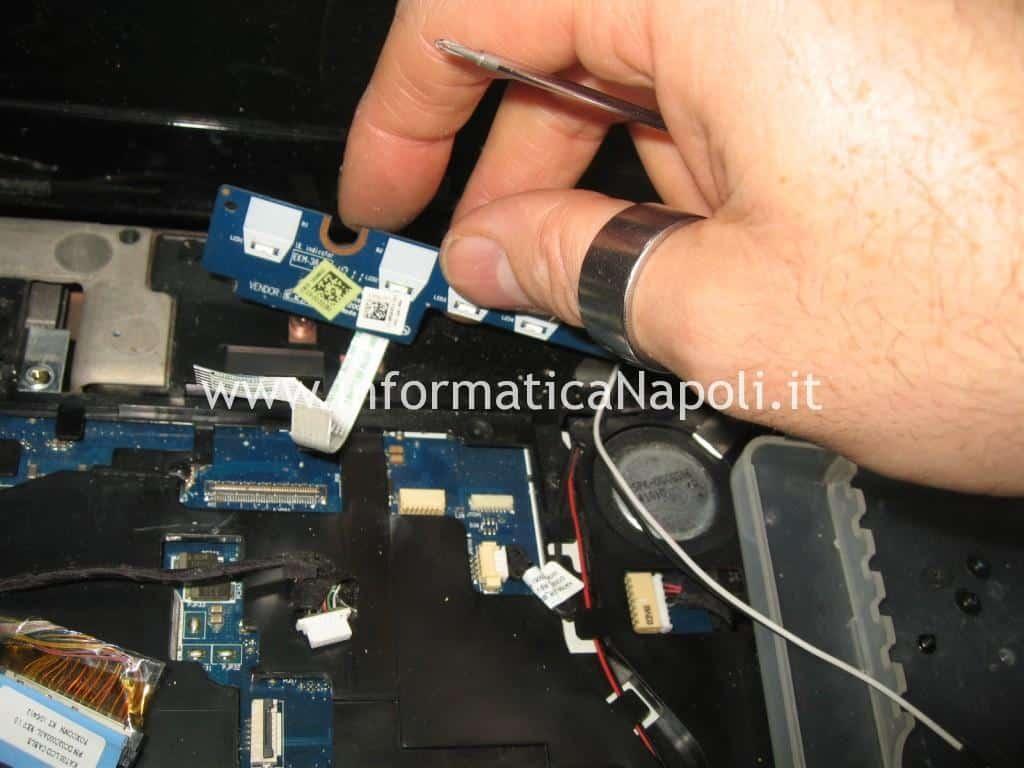 scheda luci led Dell Studio 17 1749 ATI radeon 4650