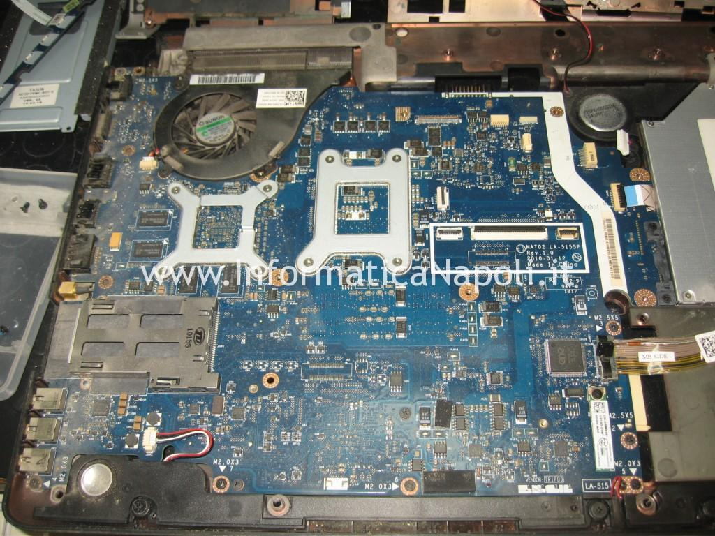 logic board motherboard Dell Studio 17 1749 ATI radeon 4650