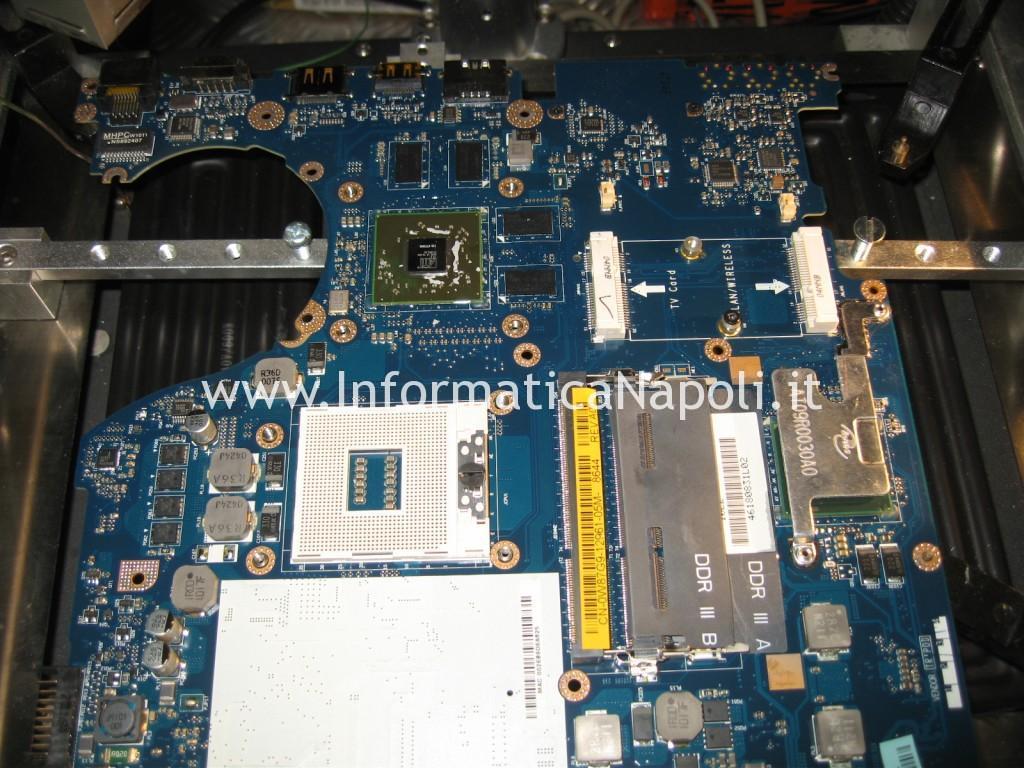 problema CPU Dell Studio 17 1749 ATI radeon 4650
