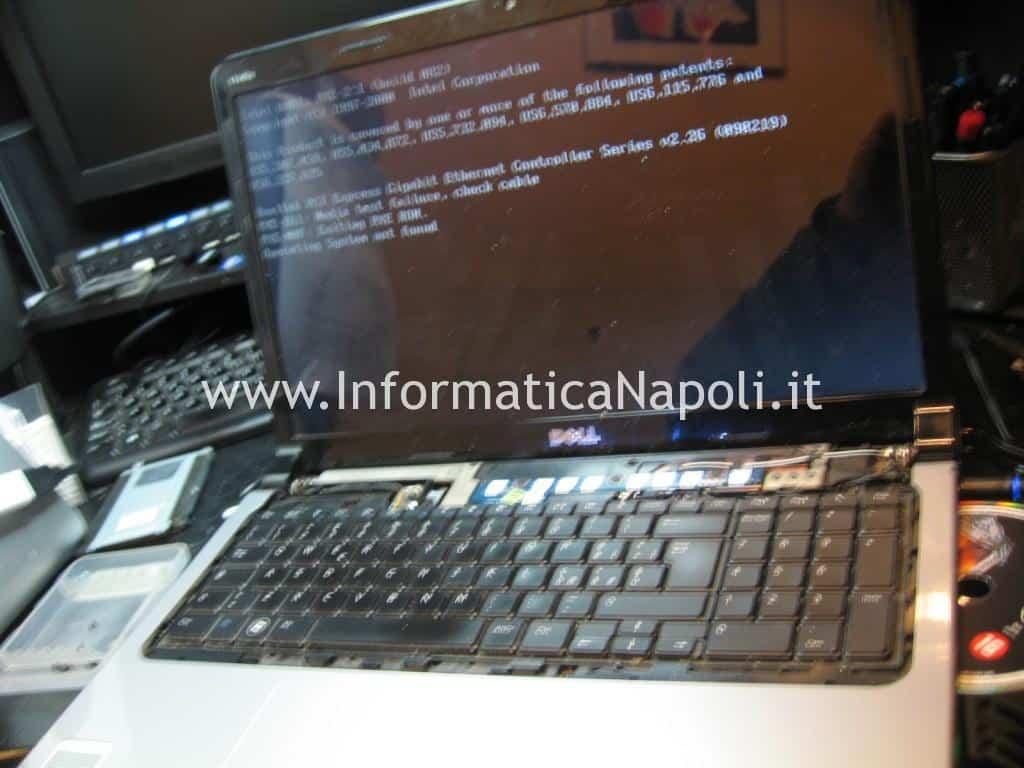 Dell Studio 17 1749 ATI radeon 4650 si accende