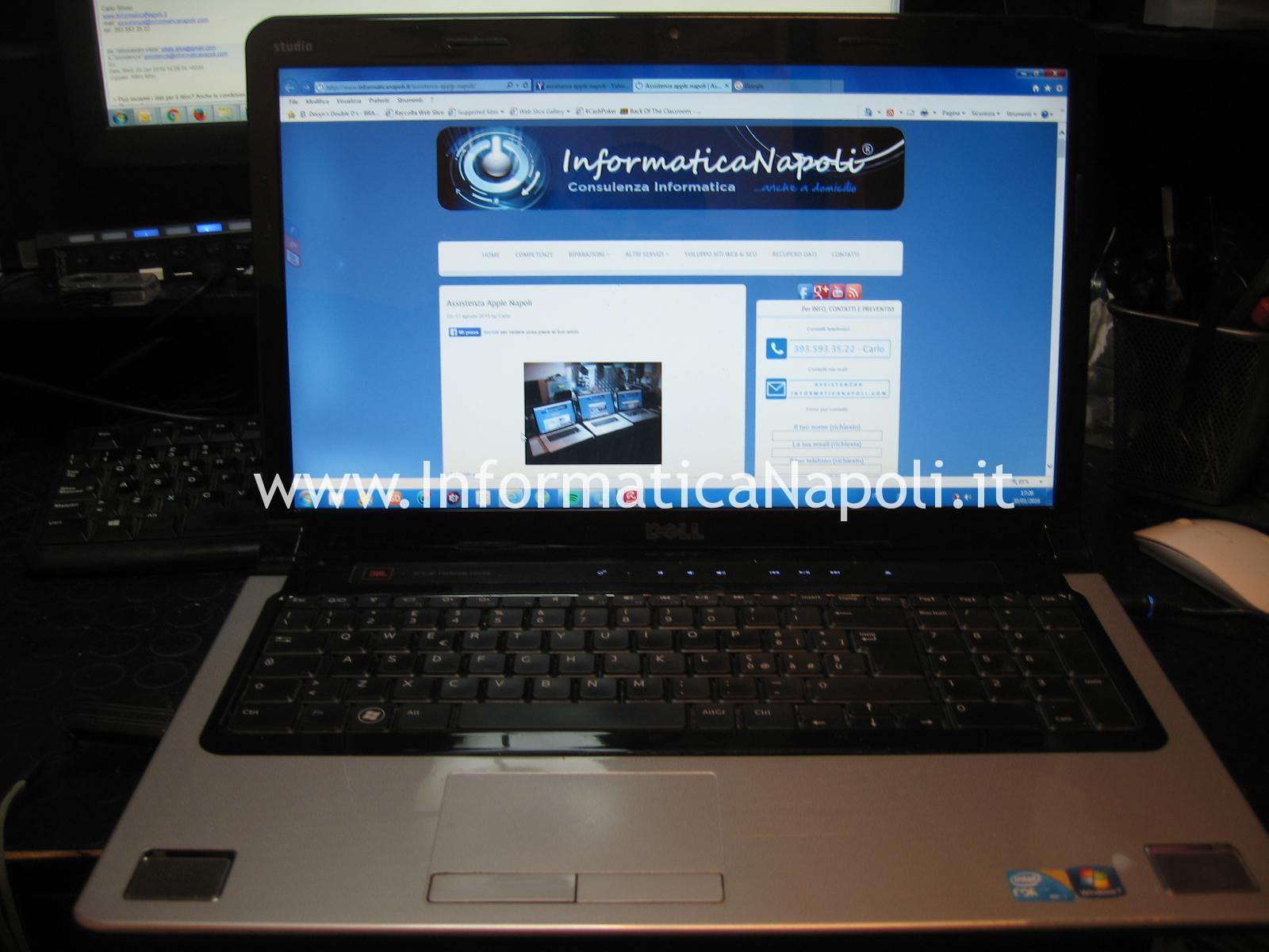 Dell Studio 17 1749 ATI radeon 4650 funzionante riparato