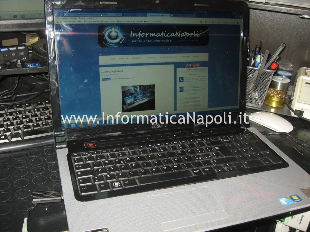 assistenza Dell Studio 17 1749 ATI radeon 4650 funzionante riparato