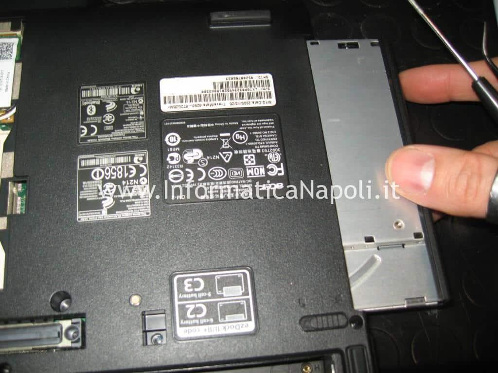 dvd cd-rom Acer TravelMate 6293 LG1