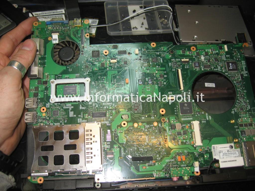 riparazione Nec/Tokin 0E907 Acer TravelMate 6293 LG1 6050A2233701-MB-A03