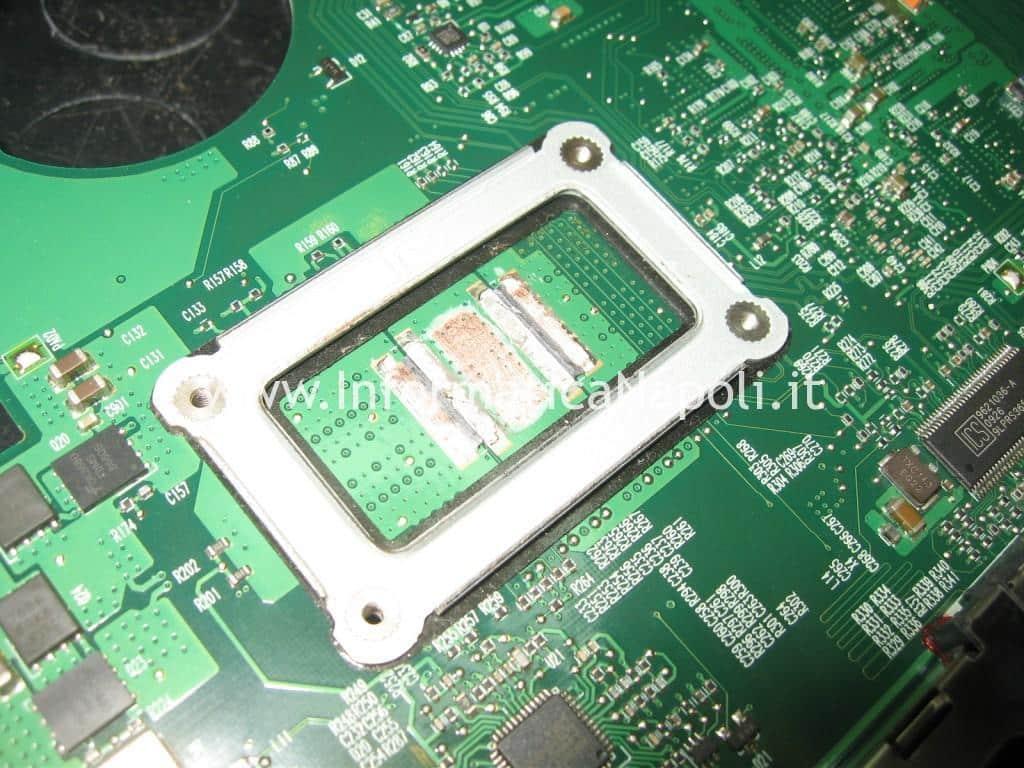rimozione nec tokin nectokin Acer TravelMate 6293