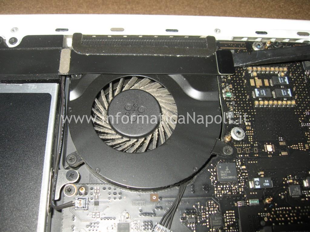 ventola fan Apple MacBook A1342 13.3 EMC 2350