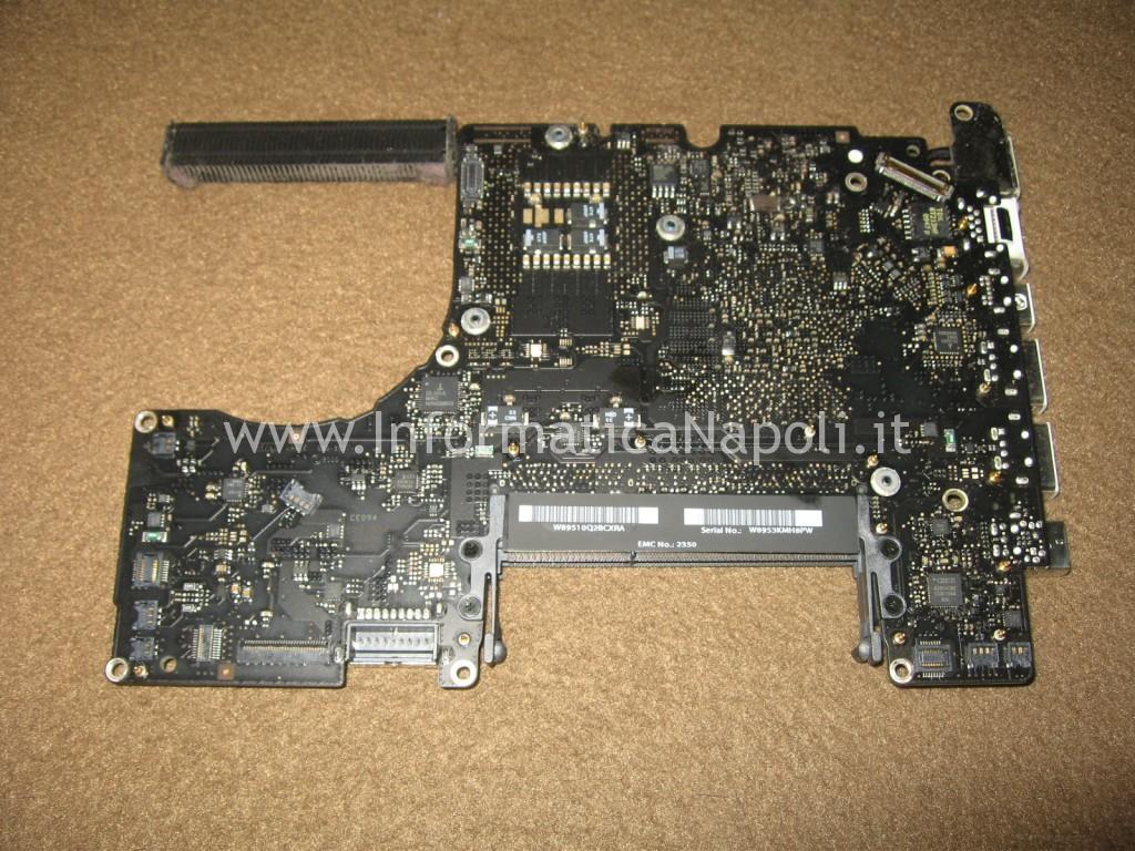 logic board Apple MacBook A1342 13.3 EMC 2350