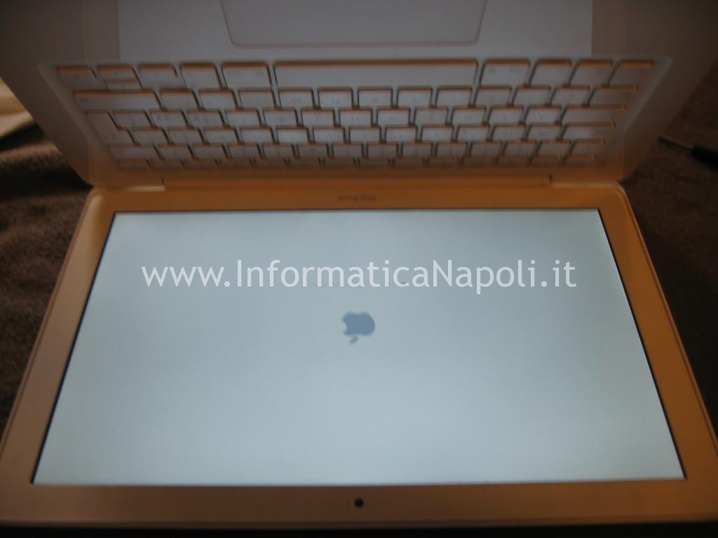test Apple MacBook A1342 13.3 EMC 2350 riparato