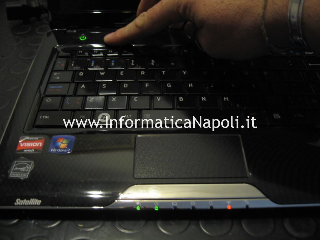 Problemi video Toshiba Satellite T130D