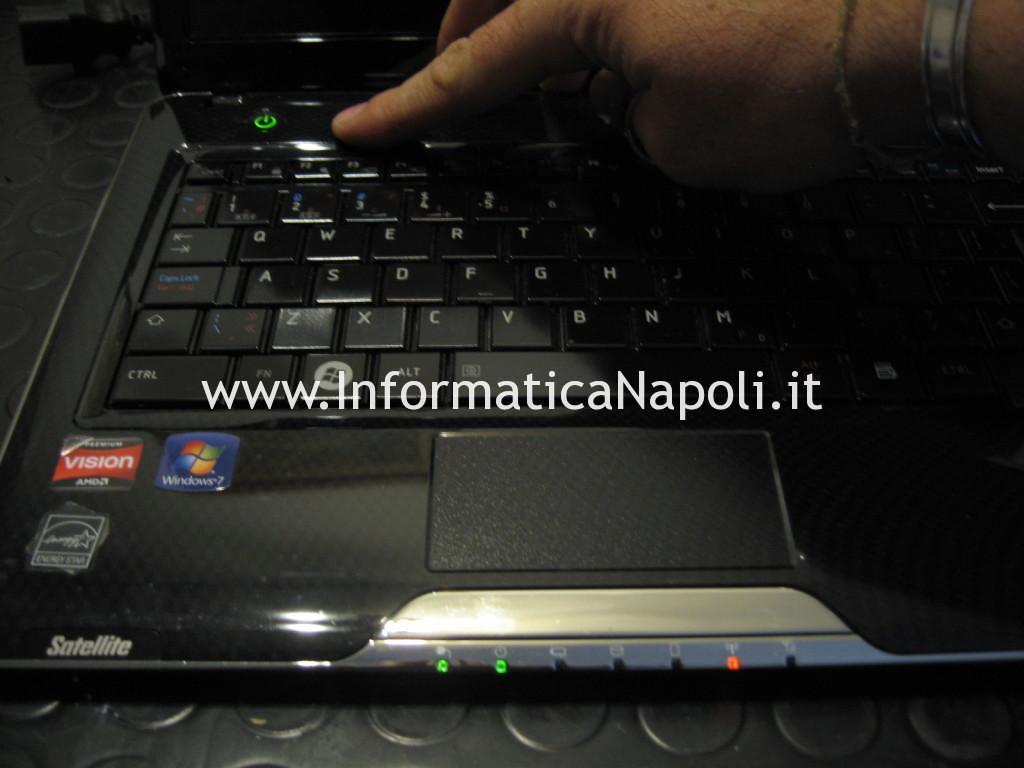 Problemi video Toshiba Satellite T130D