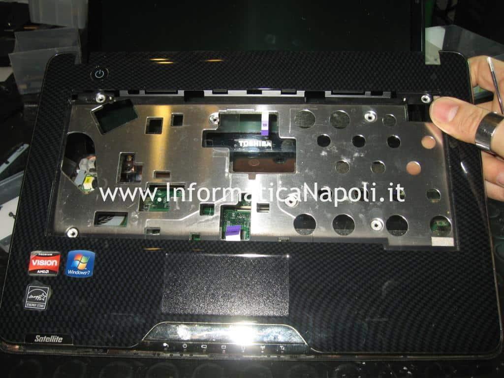perchè Toshiba Satellite T130 D non si avvia