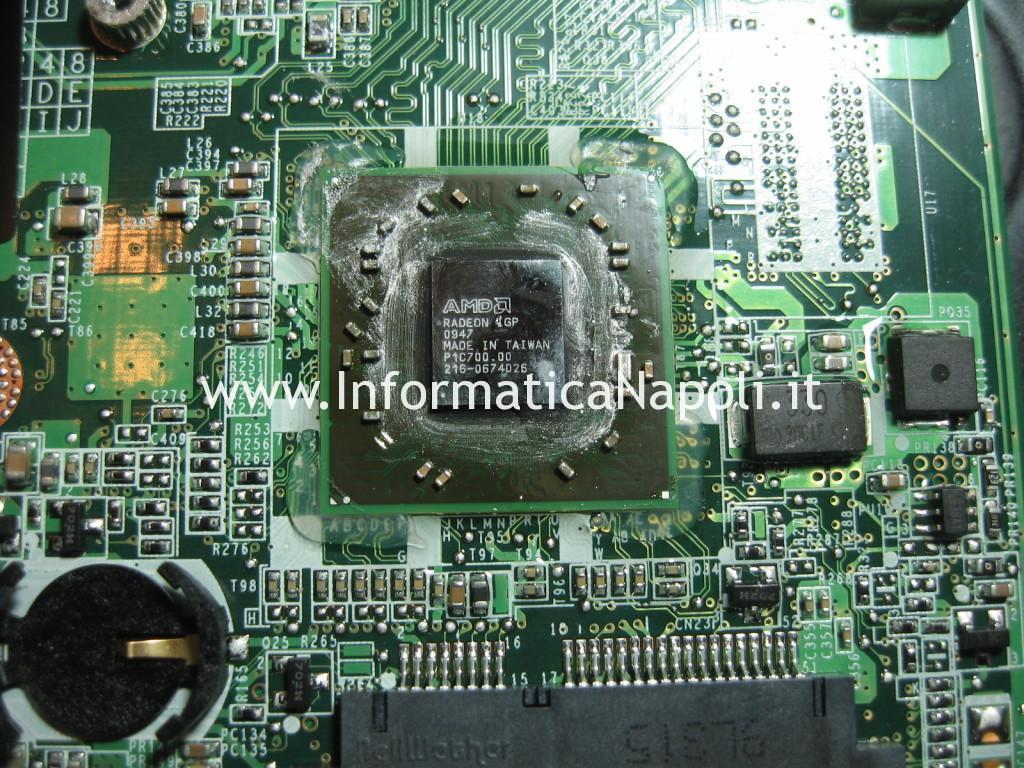 ATI Radeon HD 3200 Toshiba Satellite T130D