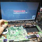 Riparazione ATI Radeon HD 3200 Toshiba Satellite T130D