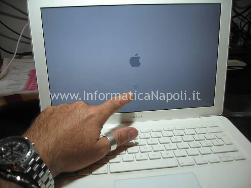 problemi GPU Apple MacBook A1342 Late 2009 | Mid 2010 EMC 2350 | 2395