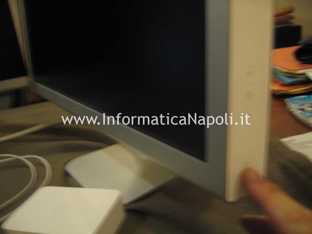 pulsanti Apple Cinema Display A1082