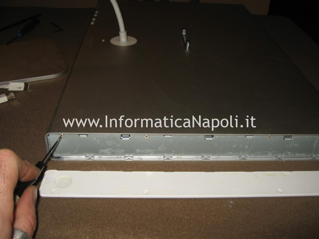 riparazione logic board Apple Cinema HD Display A1082