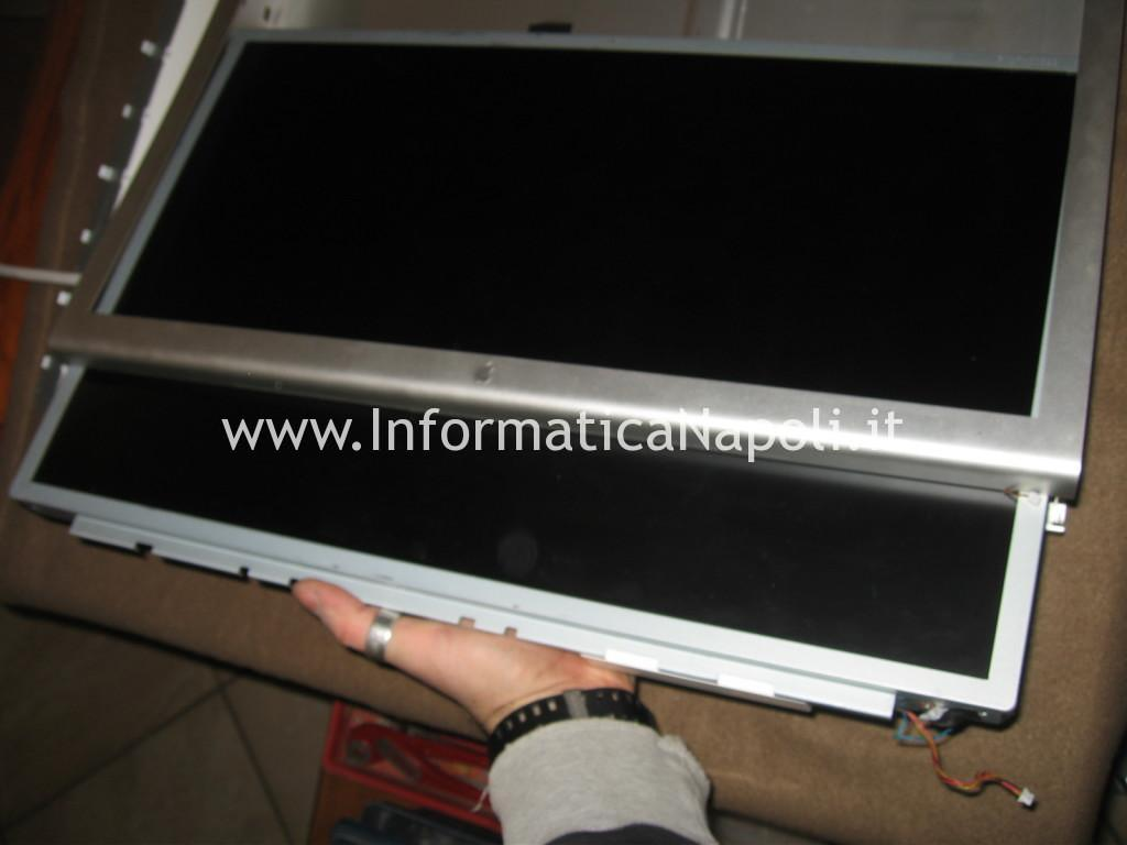 estrazione LCD Apple Cinema HD Display A1082