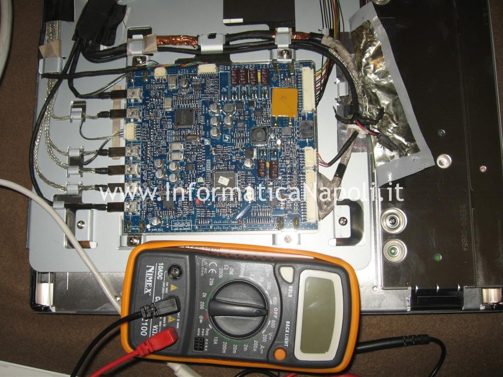 schema elettrico Apple Cinema HD Display 13 A1082