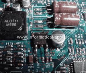 Sostituzione e riparazione di componenti elettronici? Nessun problema!