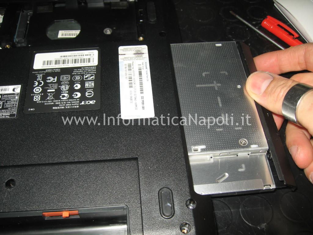 masterizzatore Acer 5560